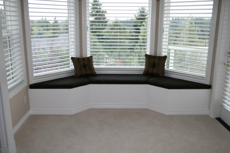 Marvelous Window Seats Custom Woodworx Bralicious Painted Fabric Chair Ideas Braliciousco